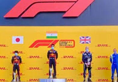 फॉर्मूला 2 रेस जीतने वाले पहले भारतीय कौन बने है?